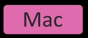 Fjärrsupport knapp Mac