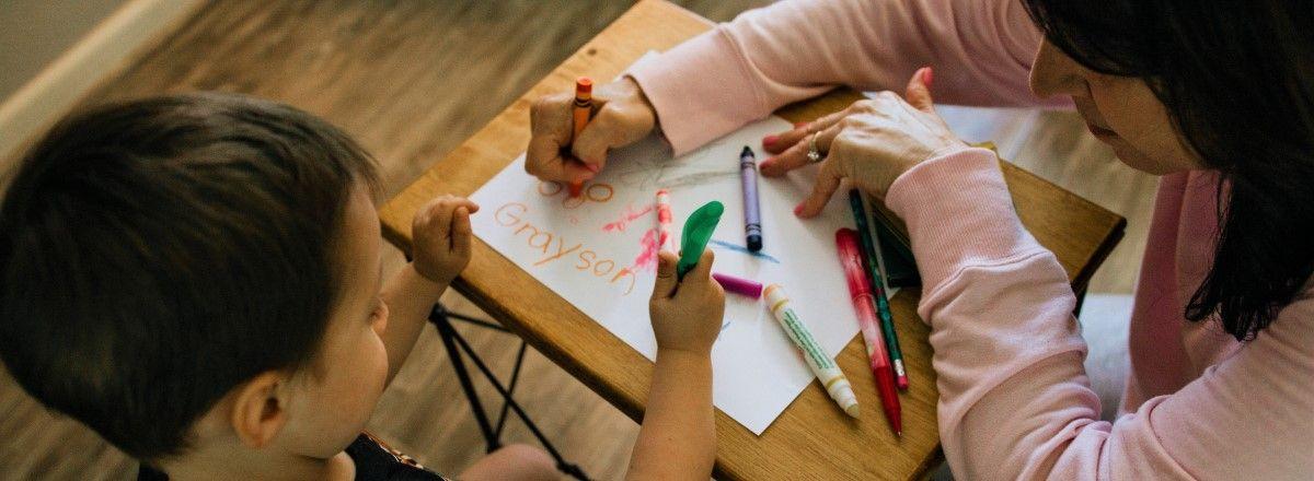 Blogg barnskotare