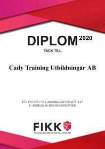 FIKK Diplom 2020